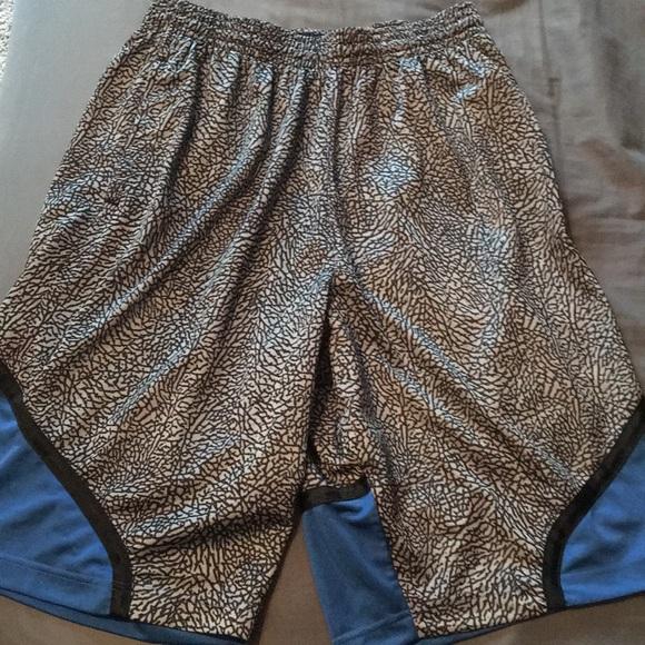 5fe47a01d70 Jordan Other - XL Jordan Elephant Print Basketball Shorts